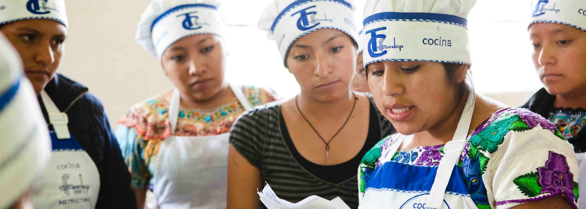 Medicor Foundation: Projekt Kochausbildung in Guatemala. Copyright: Swisscontact